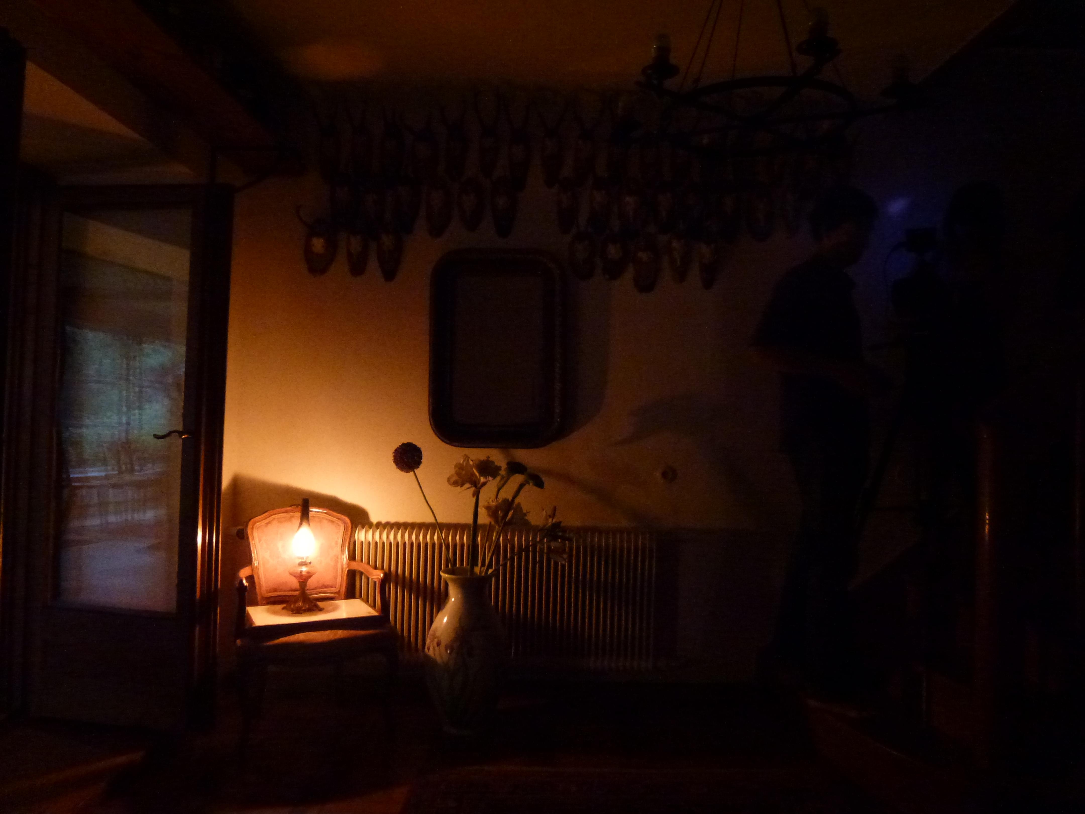 Am Set von »Das Werwolfspiel«