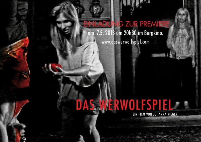 das werwolfspiel | einladung zur premiere